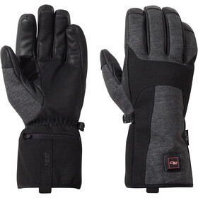 Outdoor Research Oberland Gants, black/charcoal